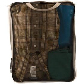 Sea to Summit Travelling Light Garment Mesh Bag Large Lime/Grey